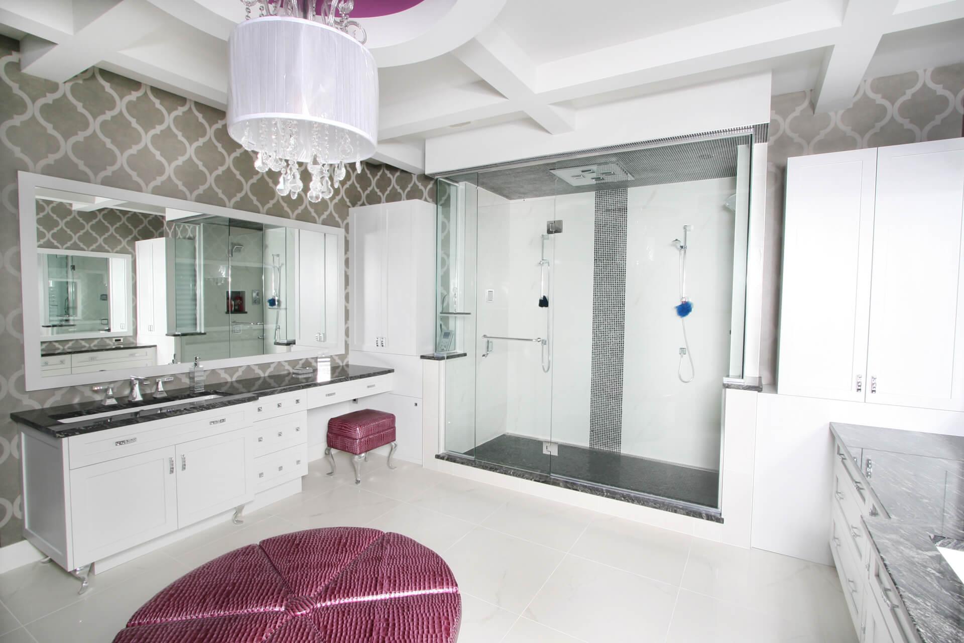 salle de bain classique christian marcoux. Black Bedroom Furniture Sets. Home Design Ideas