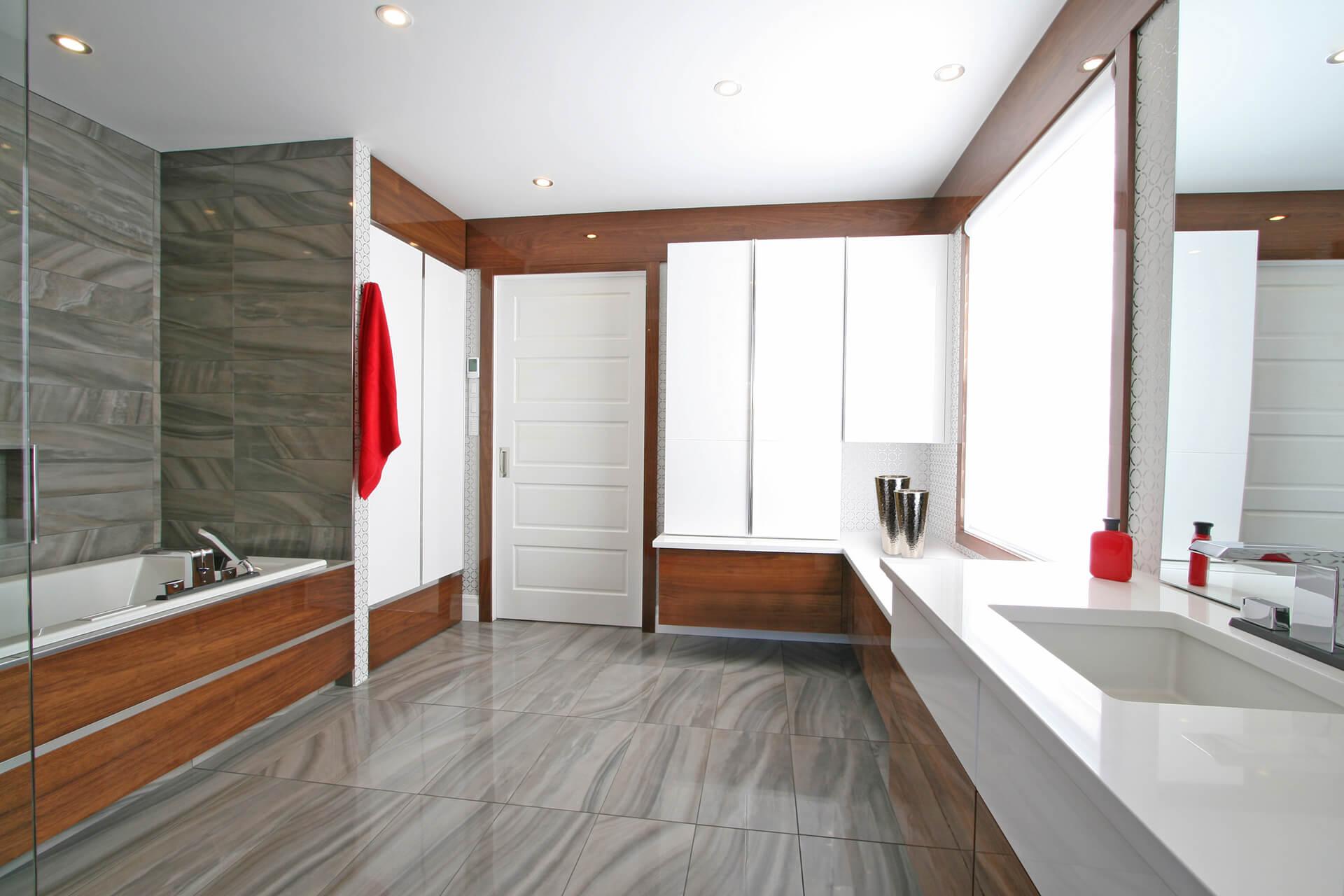 photos de salle de bain moderne pinterest salles de bains modernes style boudoir with photos de. Black Bedroom Furniture Sets. Home Design Ideas